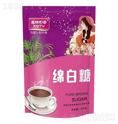 鑫琪田园 绵白糖 400克