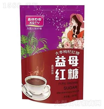 鑫琪田园 益母红糖 300克