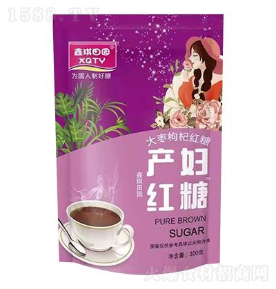 鑫琪田园 产妇红糖 300克