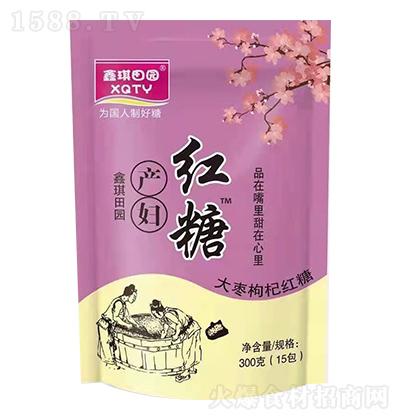 鑫琪田园产妇红糖【300克】