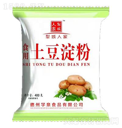 犁城人家 食用土豆淀粉 400克