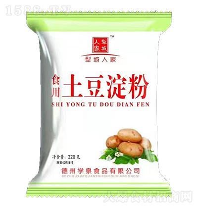 犁城人家 食用土豆淀粉 220克