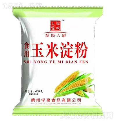 犁城人家 食用玉米淀粉 400克
