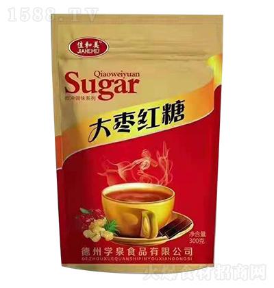 佳和美 大枣红糖 300克