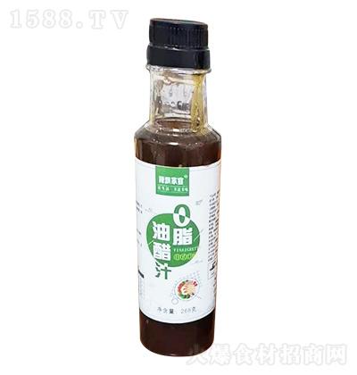 辣飘家宴 油醋汁 268克