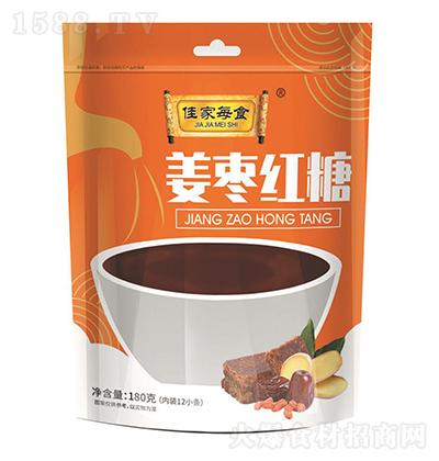 佳家每食 姜汁红糖 180克