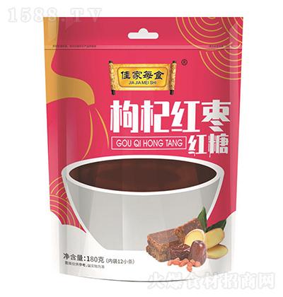 佳家每食 枸杞红枣红糖 180克