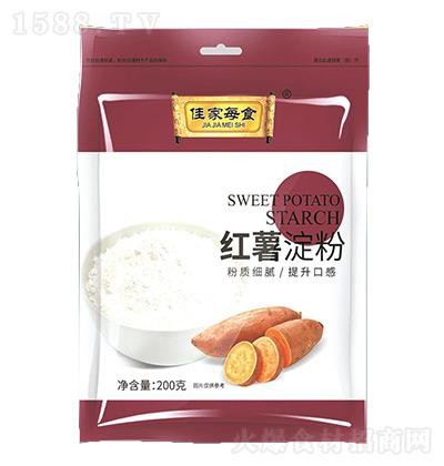 佳家每食 红薯淀粉 200克