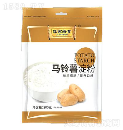 佳家每食 马铃薯淀粉 200克