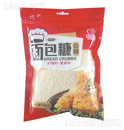 佳家每食 面包糠 白糠 200克