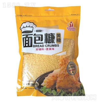 佳家每食 面包糠 黄糠 200克