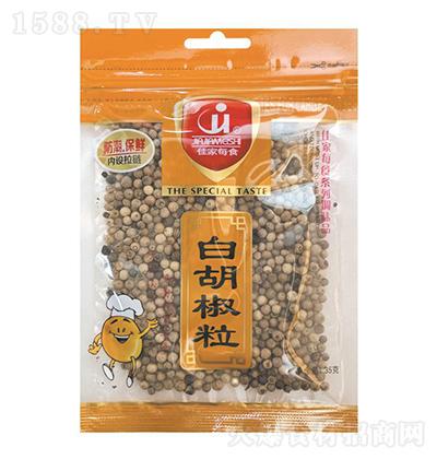 佳家每食 白胡椒粒 35克