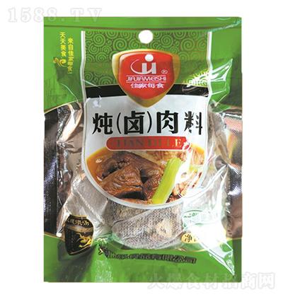 佳家每食 炖(卤)肉料 60克