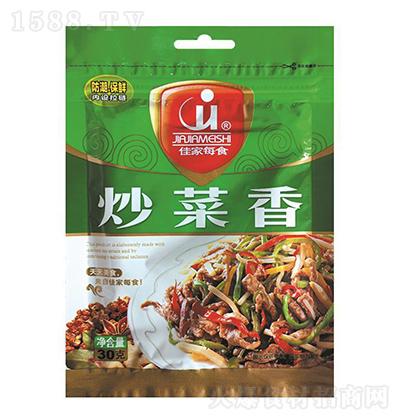 佳家每食 炒菜香 30克