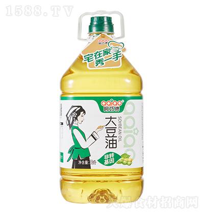 阿巧牌 大豆油 5升
