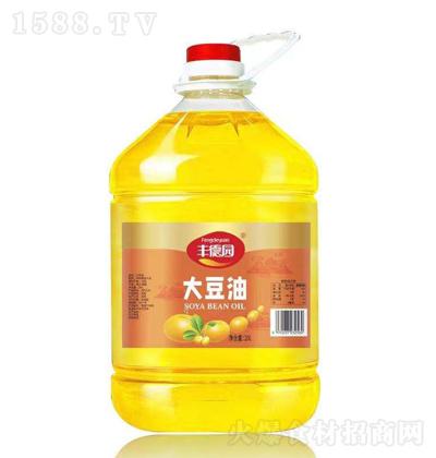 丰德园 大豆油(桶) 20L
