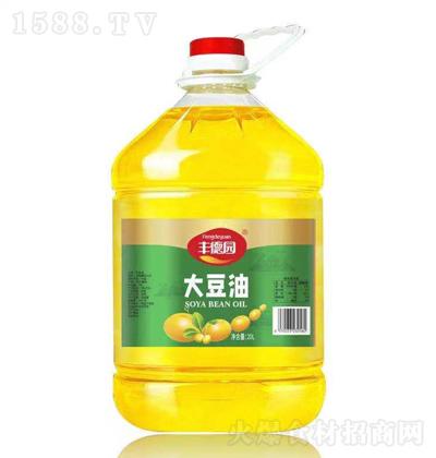 丰德园 大豆油 20L