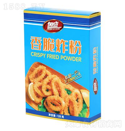 粤盛香脆炸粉120克