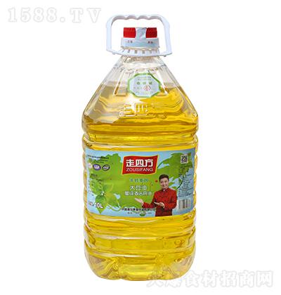 走四方 大豆油(星级酒店用油) 10L