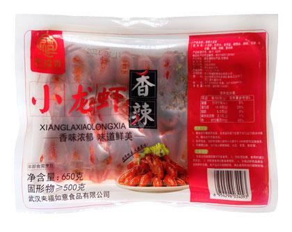 念福香 香辣小龙虾 650g