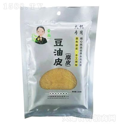 金菽 豆油皮(腐皮)100克