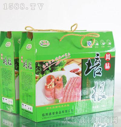 鑫誉 培根礼盒