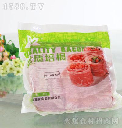 鑫誉 优质培根 1.4kg