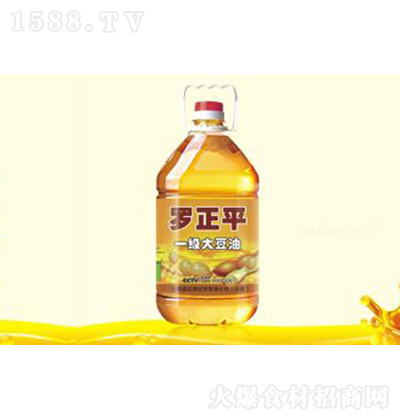 罗正平 一级大豆油