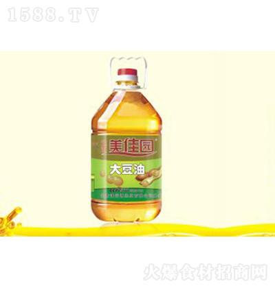 运源美佳园 一级大豆油(绿色版)