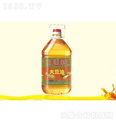 运源美佳园 一级大豆油(红色版)