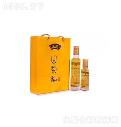 京露 纯野山茶油 250ml