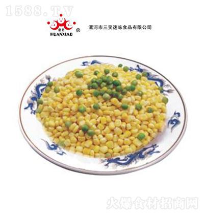 欢笑 玉米粒