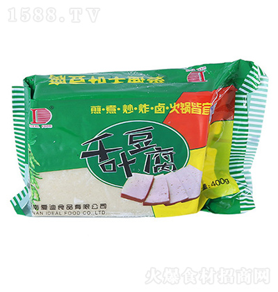 爱迪 千叶豆腐 400g
