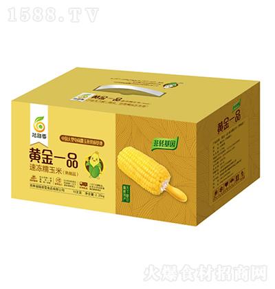 陆路雪 黄金一品速冻糯玉米 2.25kg