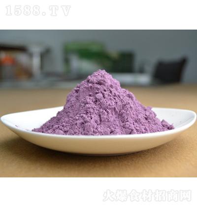 琦轩食品  紫薯粉