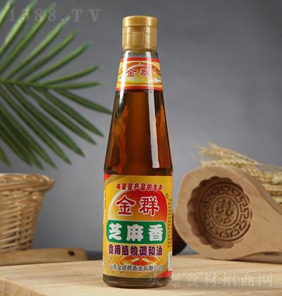 金群 芝麻香食用植物调和油