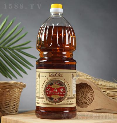 超芝香 芝麻香食用植物调和油 2.5L