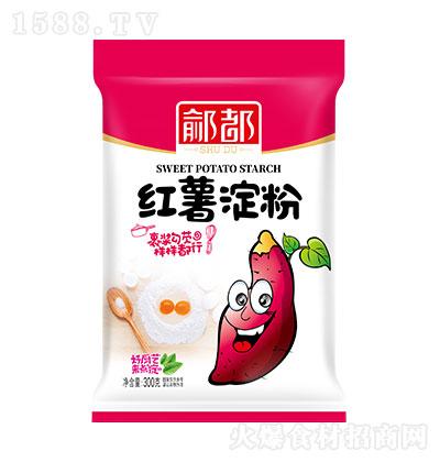 �g都 红薯淀粉 300g