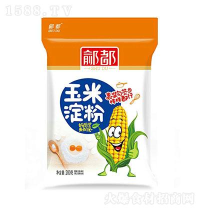 �g都 玉米淀粉 200g