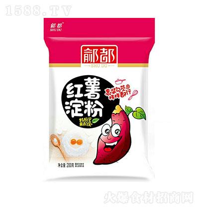 �g都 红薯淀粉 200g