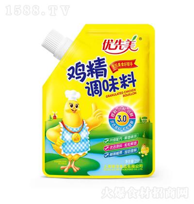 优先美土鸡精复合调味料1kg