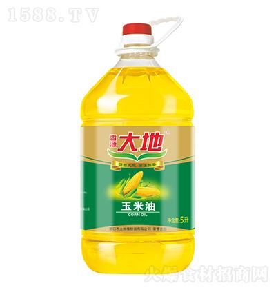 香源大地 玉米油 5升