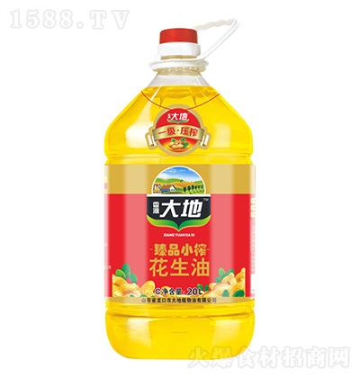香源大地 臻品小榨花生油 20L