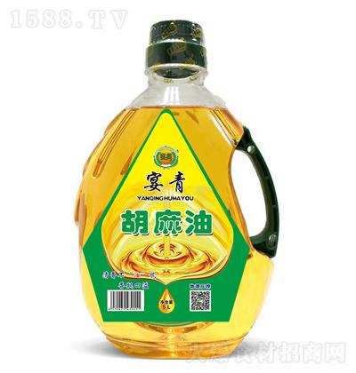 宴青 胡麻油-物理压榨 5L