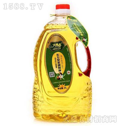 大地春 山茶油 2L