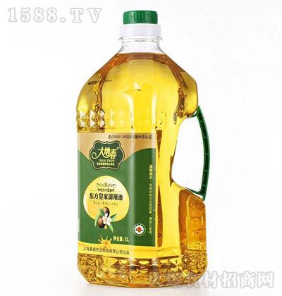 大地春 山茶油 3L