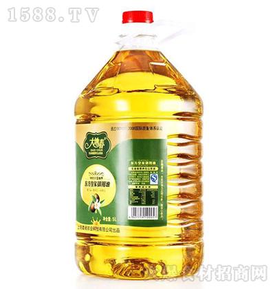 大地春 山茶油 5L