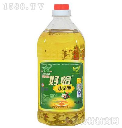 好恰 山茶油 3L