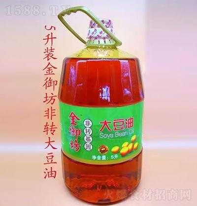 金御坊 大豆油 5升