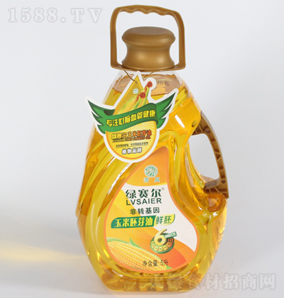 绿赛尔 玉米胚芽油(鲜胚)5L
